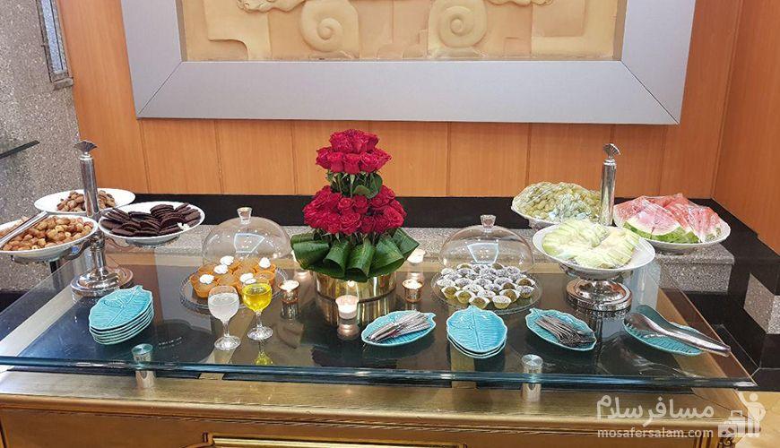 خدمات CIP هتل ها, رزرواسیون مسافر سلام