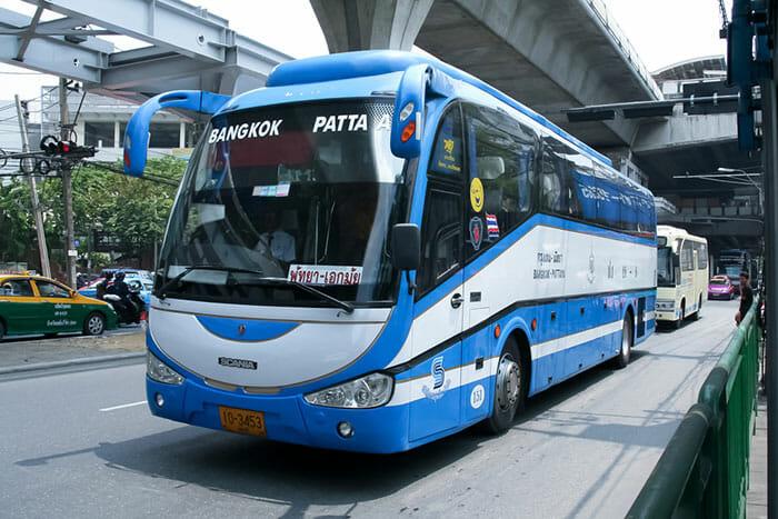 حمل و نقل عمومی در پاتایا - راهنما سفر به پاتایا