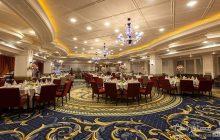 تالار عروسی هتل اسپیناس پالاس تهران