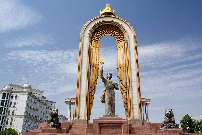 راهنمای سفر زمینی به تاجیکستان