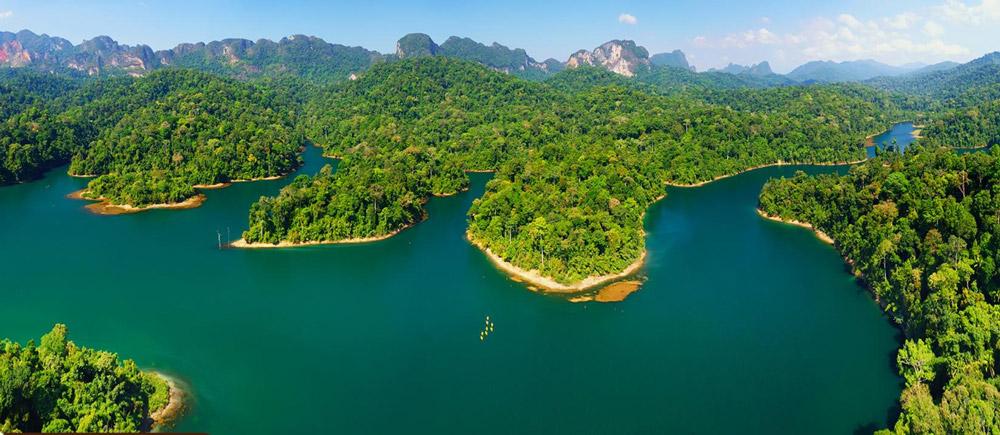بهترین رودخانه های تایلند
