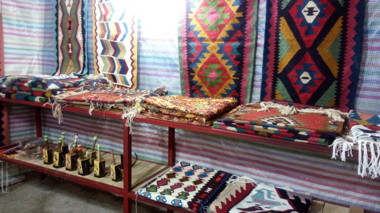 سوغات روستای کندوان