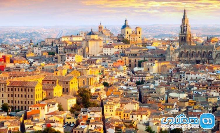 جاهای دیدنی سبیا ، سویا شهر زیبای اسپانیا