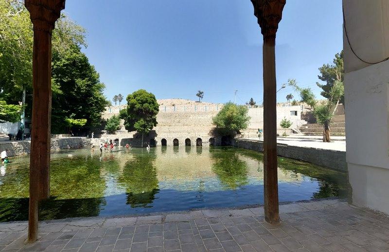 چشمه علی دامغان ، مهمترین جاهای دیدنی دامغان